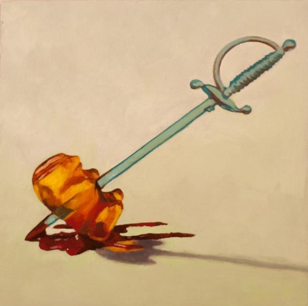 Slain Gummy by Roxanne Patruznick