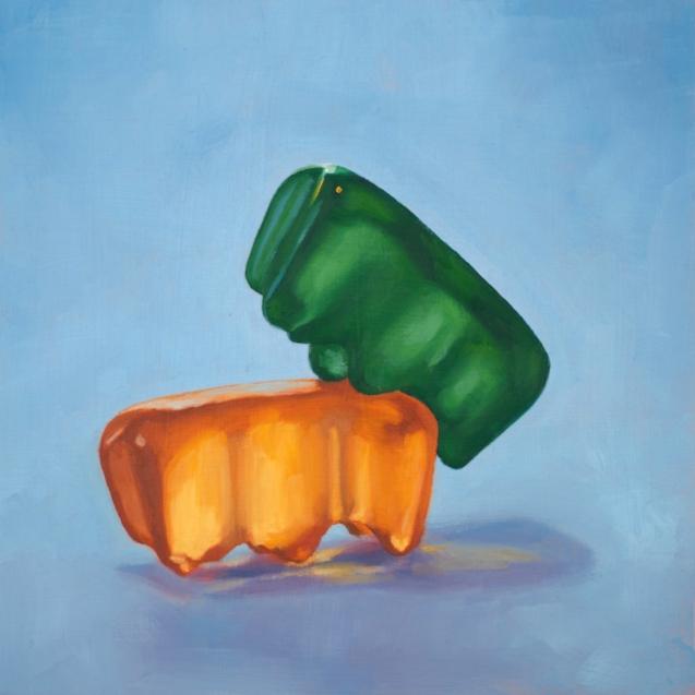 Gummi Hump by Roxanne Patruznick