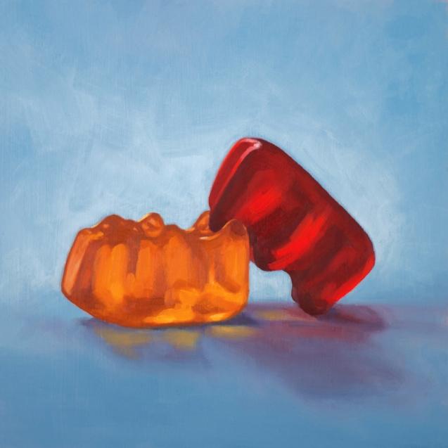 Gummi lingus by Roxanne Patruznick