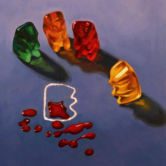 Gummy CSI by Roxanne Patruznick