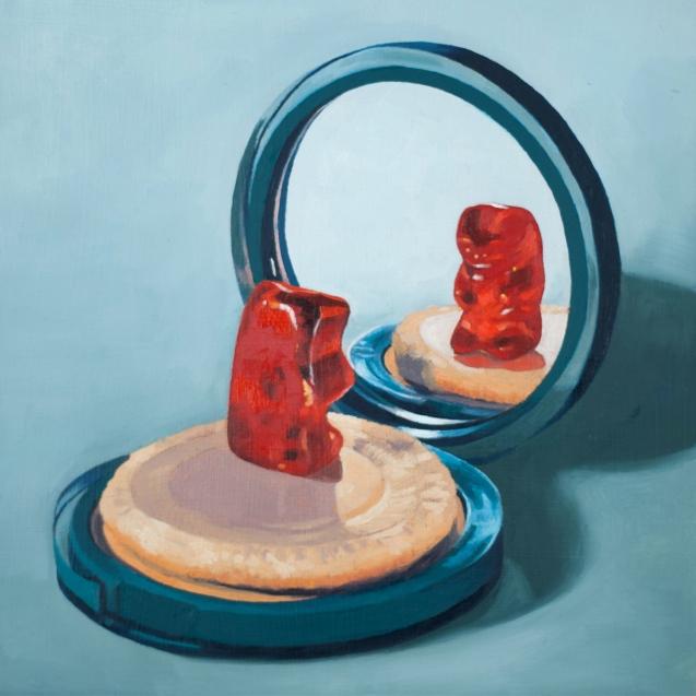 Gummy Reflection by Roxanne Patruznick