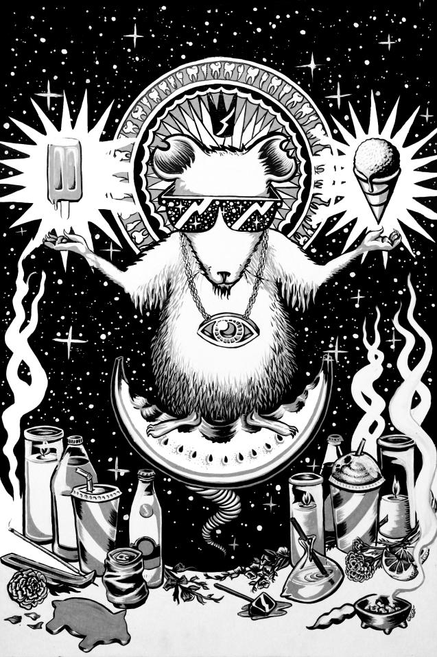 santa rata