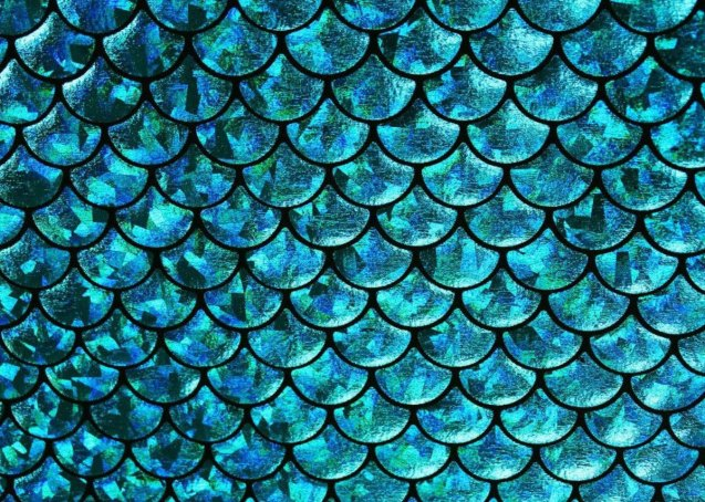 mermaid-scales